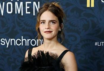 Emma Watson condamne les propos de J.K. Rowling sur les personnes transgenres