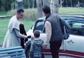 Cette vidéo abjecte contre l'homoparentalité fait polémique en Russie