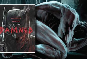 Comics : Le pénis de Batman fait la une !