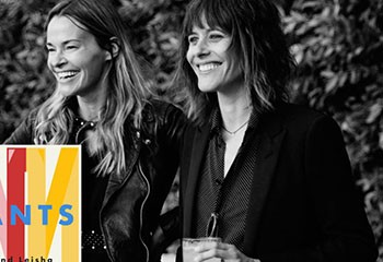 Pants, le premier épisode du podcast de Kate Moennig et Leisha Hailey est disponible !