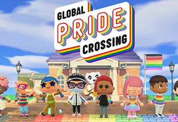 Cette année, la Pride aura aussi lieu sur Animal Crossing