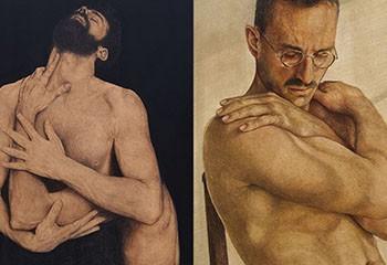 Alireza Shojaian, l'artiste iranien qui sublime et politise le corps masculin