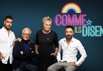 « Comme ils disent » : la compilation qui revient sur un demi-siècle d'homosexualité en chanson