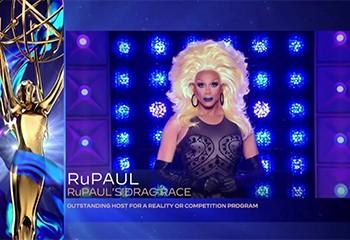 Emmy Awards : En remportant un cinquième trophée d'affilée, RuPaul entre dans l'histoire de la télé