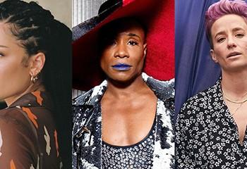 Plusieurs figures queers font partie des 100 personnalités les plus influentes du Time(