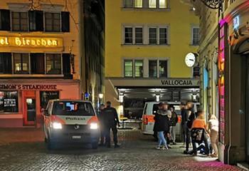 Zurich-homophobie : la police accusée de détourner le regard