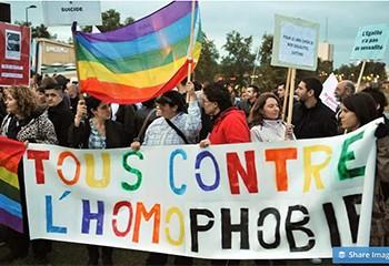 Discriminations : Les personnes LGBT encore moins à l'aise dans le monde du travail en 2020 en France