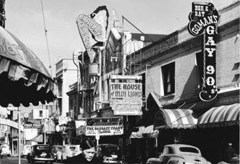 À San Francisco, on a découvert des tunnels d'où s'enfuyaient les clients de bars gays au milieu du XXe siècle