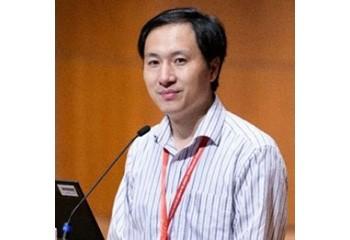 Chine Le chercheur à l'origine des soi-disant bébés génétiquement modifiés suspend ses essais