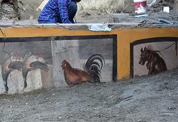 Un graffiti homophobe vieux de 19 siècles retrouvé dans des vestiges de Pompéi