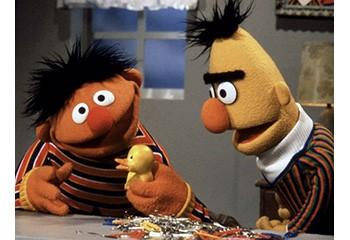 Sésame Street : Ernie et Bert forment bien un couple