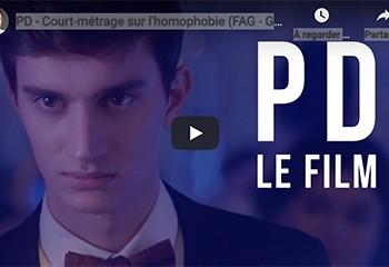 """""""PD"""", le moyen métrage sur l'homophobie, rencontre un franc succès"""