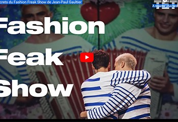 Les secrets du Fashion Freak Show de Jean-Paul Gaultier