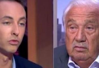 Paris Nouveau dérapage homophobe et sérophobe de Marcel Campion contre Ian Brossat