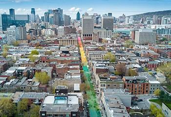 Le Village de Montréal met son «gai» au rencart