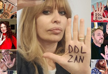 La petite-fille de Mussolini, soutien inattendu à la loi contre l'homophobie