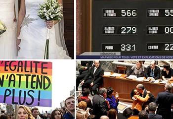 Le mariage pour tous fête ses 8 ans