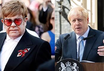 La Fondation Elton John appelle Boris Johnson et le G7 à agir contre le sida