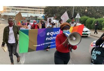 Namibie : la ministre de la Justice s'engage à décriminaliser l'homosexualité