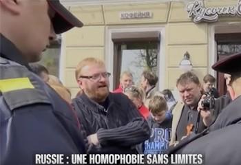 C'est un monde - La lutte contre l'homophobie