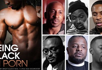 « Being Black in Porn » : La bande-annonce du documentaire co-produit par DeAngelo Jackson