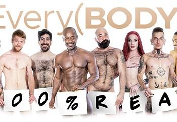 NakedSword crée l'événement avec Every(BODY), un porno saisissant, à rebours de l'entre-soi !