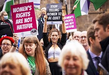 Les indépendantistes écossais divisés sur les droits des transsexuels