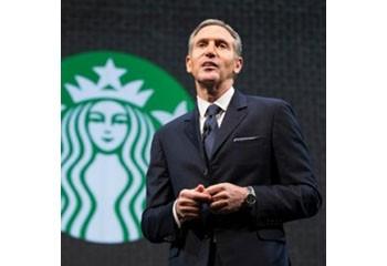 Etats-Unis Défenseur du mariage gay, le fondateur de Starbucks veut défier Trump en 2020