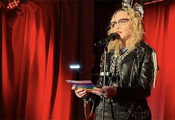 GLAAD va remettre un prix à Madonna pour son engagement envers les LGBT+