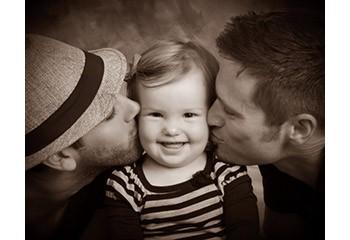 Les pères homosexuels plus investis que les pères hétérosexuels